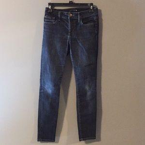 Joe's skinny ankle jeans size 25